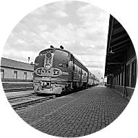 Swiss Travel Pass by Train