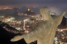 Honeymoon in Brazil