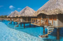 Honeymoon in French Polynesia (Moorea and Bora Bora)