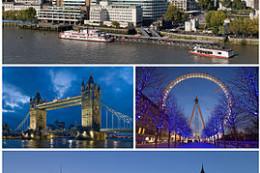 Honeymoon in London, England, United Kingdom