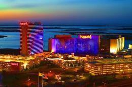 Honeymoon in Atlantic City, New Jersey