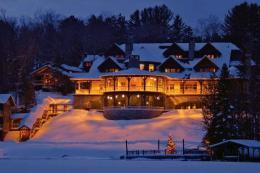 Honeymoon in Lake Placid, NY
