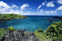 Honeymoon in Maui, Hawaii