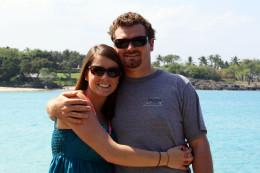 Honeymoon in Bahia Principe Cayo Levantado in the Dominican Republic