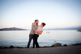 Honeymoon in Corsica