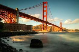 Honeymoon in San Francisco, California