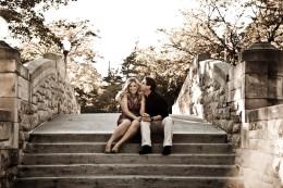 Honeymoon in California-Vegas Road Trip