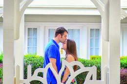 Honeymoon in Saint Lucia