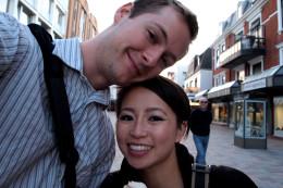 Honeymoon in Germany, France