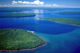 Honeymoon in Apostle Islands