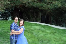 Honeymoon in Southern California Coast