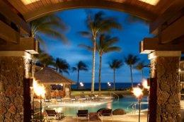 Honeymoon in Koa Kea Resort, Kauai, Hawaii