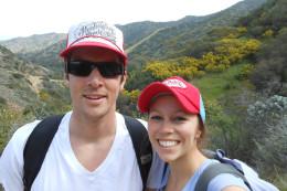 Honeymoon in California Coast
