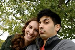 Honeymoon in The Adirondacks