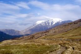 Honeymoon in Scotland