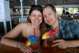 Honeymoon in Moorea and Bora Bora