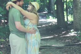 Honeymoon in The North Woods