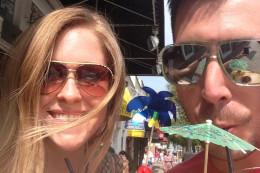 Honeymoon in Bermuda