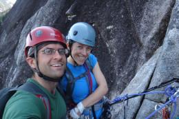 Honeymoon in Chamonix, France