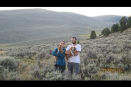 Honeymoon in Ten Sleep, Wyoming