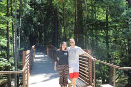 Honeymoon in Big Sur