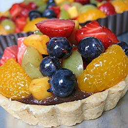 Fruit Tartes!