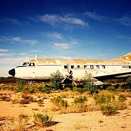 Flight to Phoenix, Arizona