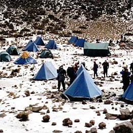 Hike on Kilimanjaro