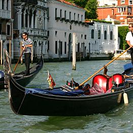 Ride a Gondola!
