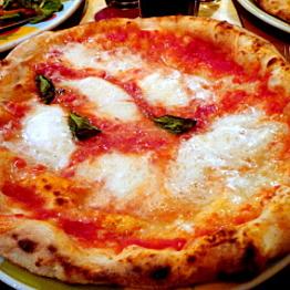 Pizza in Napoli