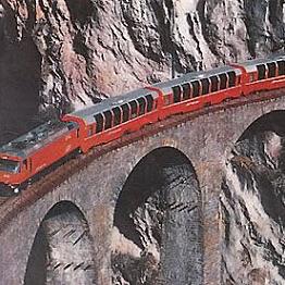 Tren de Florencia a Napoles