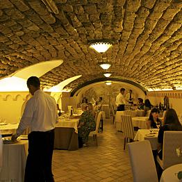 Cena en Il Buco