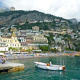 Ferry de Sorrento a Positano