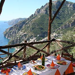 Cena en La Tagliata