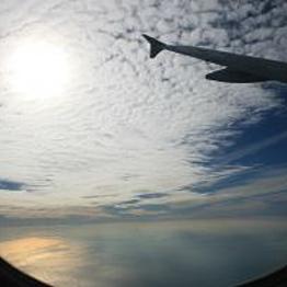 Round Trip Flight to Italy