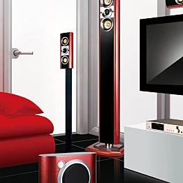 Home: Living Room Honeymoon