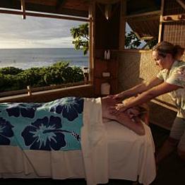 Couples Oceanside Massage