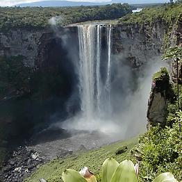 Jungle Falls by Kayak
