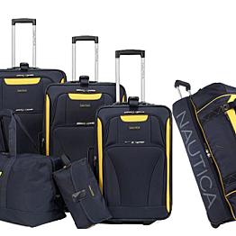 Nautica Luggage Set