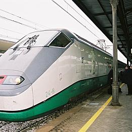 Train tickets from Pescara to Bari