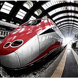 Train tickets from Napoli to Milano
