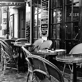 Cafes, Cafes, Cafes