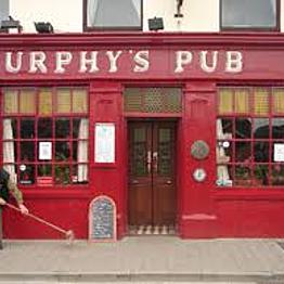 Dinners at Irish Pubs