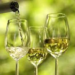 Wine (Riesling, Gewurtzraminer)