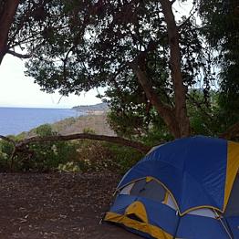 laidback at El Capitan
