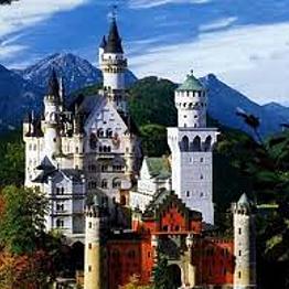 Castle Tours along the Romantic Road