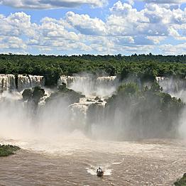 Iguazu Falls Boat Tour