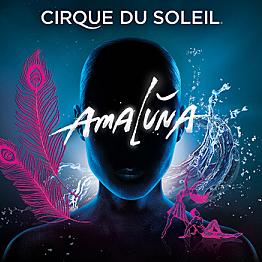 """Tickets to Cirque du Soleil """"Amaluna"""""""