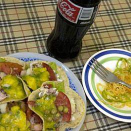 "Merida's ""Best Streetside Taco"""