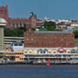Newcastle shore excursion